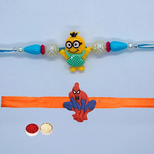 Exciting Twin Rakhi for Kids