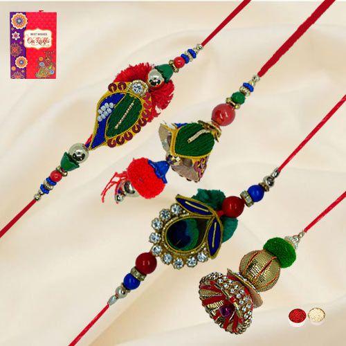 Exclusive Rakhis the Thread of Love
