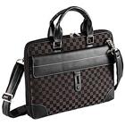Designer Office Portfolio Bag in Black from Vaunt