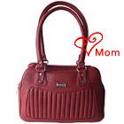 Rich Born�s Lucent Texture Ladies Leather Handbag