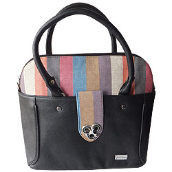 Rakish Preen Ladies Leather Handbag from Rich Born