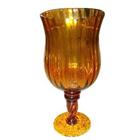 Fabulous Golden Candle Stand Gift