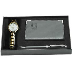 Amazing Visiting Card Holder with Parker Vector Gift Set