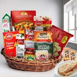 Indulgent Selection of North Chennain Lunch Hamper