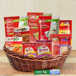 Delicious and Variation South Chennain Dinner Hamper