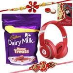 Delectable Rakhi Package