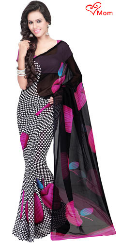 Sensational Georgette Saree