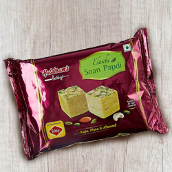 Exclusive 1/2 Kg Soan Papdi Soan Papdi from Haldiram