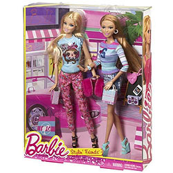 Barbie-Kelly in India