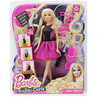 Spectacular Barbie Blonde Hair Fashion Endless Curls Doll