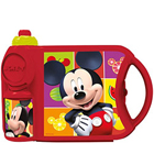 Fancy Lunch Break Mickey Pattern Combo Tiffin Set