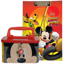 Superb Stationary Set with Disney Mickey Design