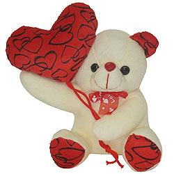 I Love U Singing Teddy