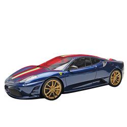 Select Gem Ferrari F430 Race and Play Car from Bburago