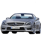 Majestic Love RC ~ Mercedes-Benz SL AMG 63 Model Car from Maisto