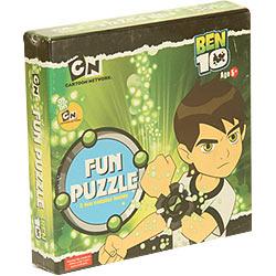 Ben 10 Fun Puzzle Game