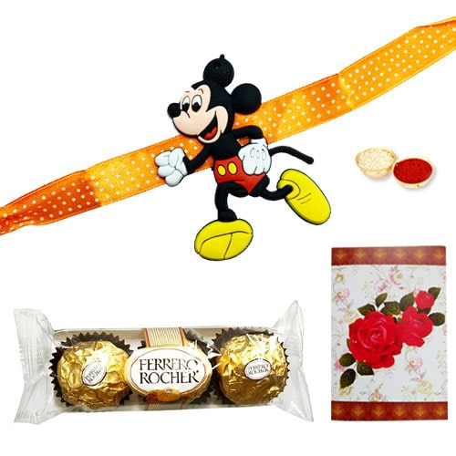 Lip-Smacking Chocolates with Love on Raksha Bandhan