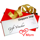 Elegant Mummy Love Shoppers Stop Gift Voucher of Worth Rs. 1000