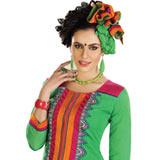Send Gorgeous Cotton Printed Green Salwar Suit to Chennai