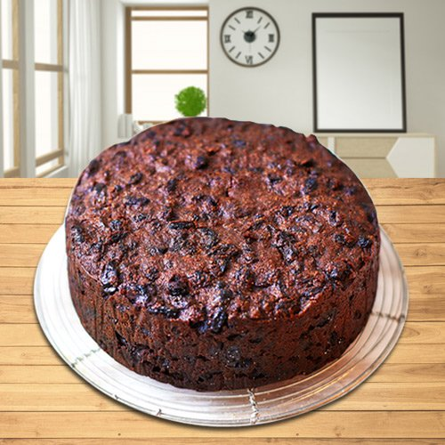 Online Deliver Plum Cake From Taj Or 5 Star Bakery