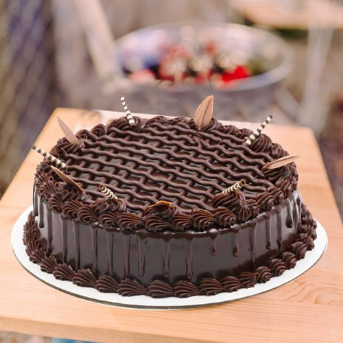 Deliver Online Chocolate Cake From 3 4 Star Bakery