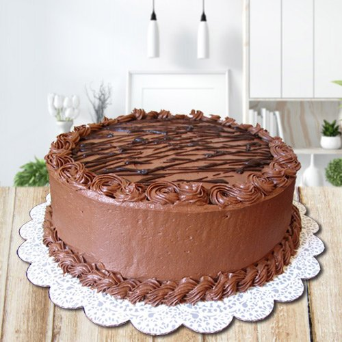 Send Online Chocolate Cake From 3 4 Star Bakery