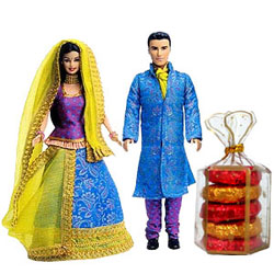 Barbie Doll Visits Madurai Palace in India Birthday Gift Wedding Gift Barbie