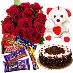 Chocolate to Chennai by Chennai Florist