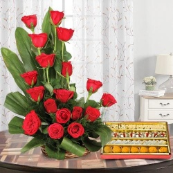 Mothers Day sweets to Chennai by Chennai Florist