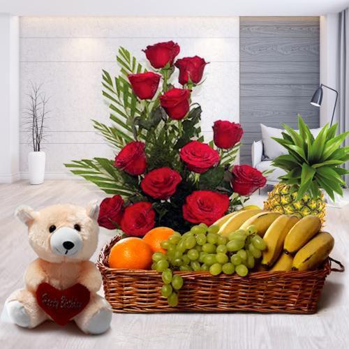Send Fresh Fruits Gifts to Chennai   Low Price   Chennai