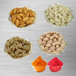 Dry Fruits to Chennai by Chennai Florist