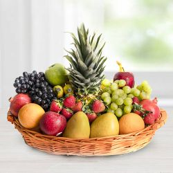 Chennai Florist to deliver Fresh Fruit to Chennai