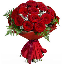 720e3568d4b7 Home  Gifts For Him. Sweet Surprises One Dozen Roses Bouquet