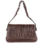 Smart and Chic looking Genuine Leather Ladies Handbags in Brown from Leather Talk