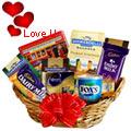 Delightful Choc-Lover Gift Hamper