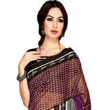 Send Sensational Handloom Art Silk Saree to Chennai
