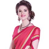 Send Resplendent Tussar Silk Saree to Chennai