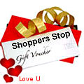 Shoppers Stop Gift Vouchers Worth Rs. 2000