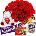 Chennai Florist to deliver Chocolates to Chennai